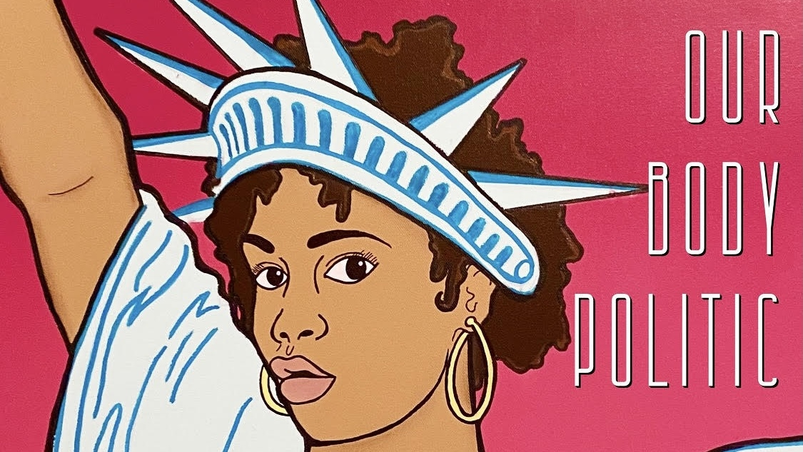"""In a political media landscape dominated by white men, """"Our Body Politic"""" will be a source of news by and for Black women and women of color."""