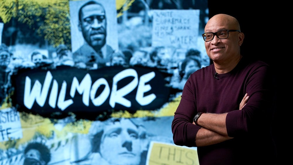 """""""This has been one of the worst years in so many different ways. And I feel like if we can laugh a little bit, and look at things in a different skewed way … and do it by using truth bombs and that type of stuff, then at least we could get maybe some kind of a relief from the weight of things,"""" says Larry Wilmore."""