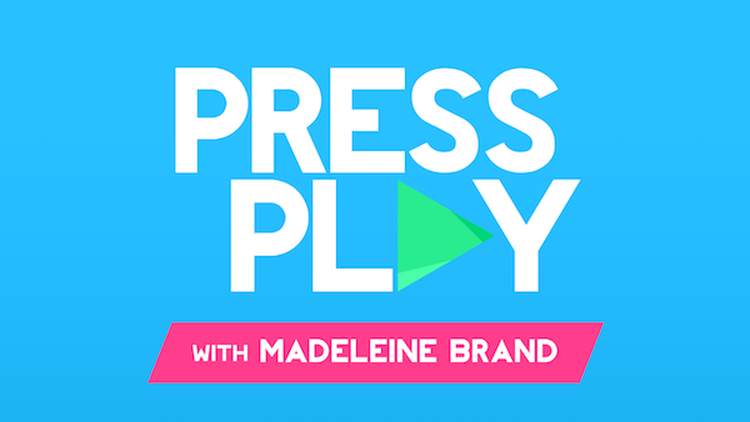 Press Play is moving to a new time on Monday: 1 PM. We'll replay at 7pm, as usual. The Takeaway will air at noon. It's produced at WNYC in New York.