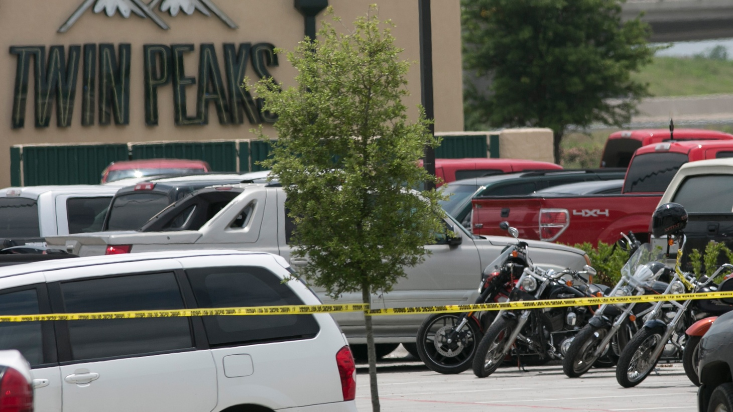 Nine people were killed and 18 injured in a shootout between rival motorcycle gangs in Waco, Texas on Sunday. Police have made 170 arrests. We look at what started the fight and the state of biker gangs.