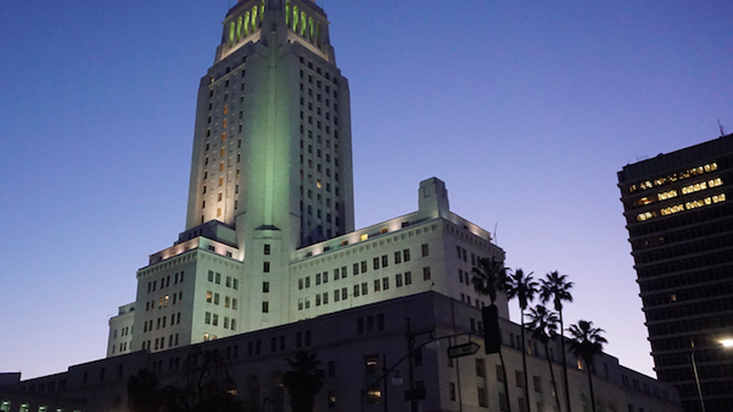 Los Angeles is redefining itself as a city. So what should it look like? That's a question on the mind of Christopher Hawthorne. He has a new job at City Hall as its first ever design chief.