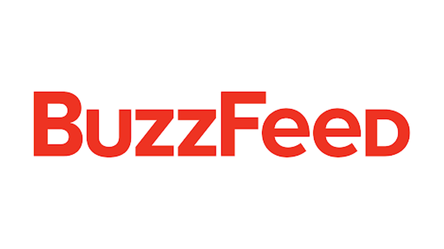 Logo of the website BuzzFeed.