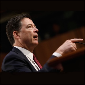 Accusations of lying fly between James Comey and White House
