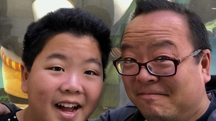 """Hudson Yang's dad"" has become the most prominent title for Jeff Yang, overshadowing his career as a culture writer and co-host of the podcast ""   They Call Us Bruce."