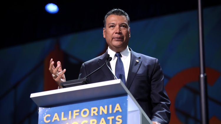 Gov. Gavin Newsom has named Secretary of State Alex Padilla to fill Vice President-elect Kamala Harris' Senate seat. He'll be California's first Latino U.S. Senator.