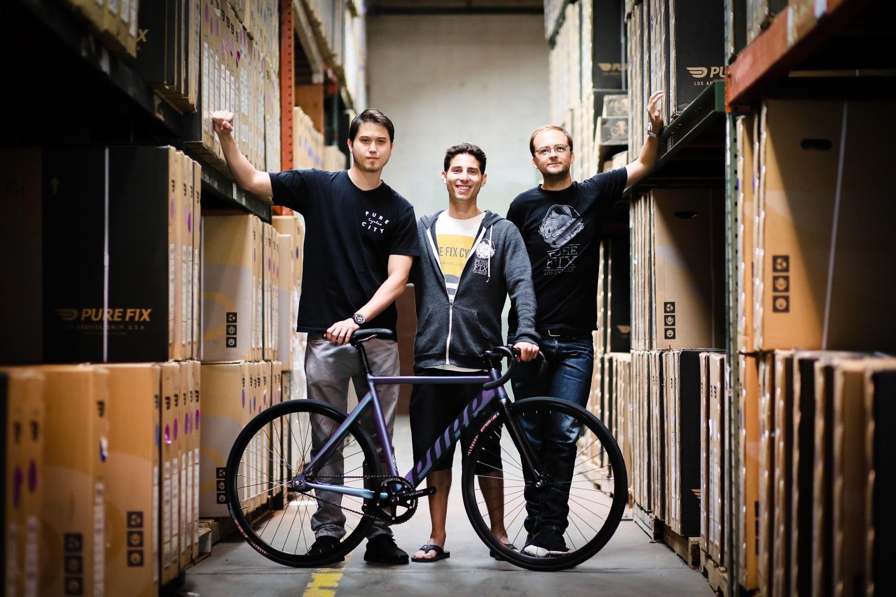 Michael Fishman Pure Cycles.jpg