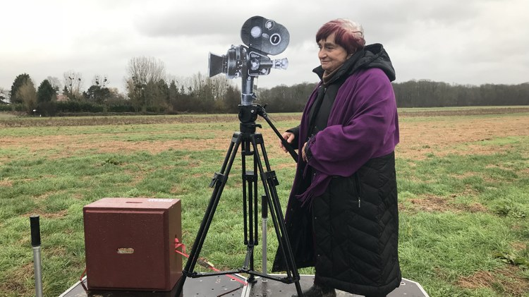 Filmmaker Agnes Varda died earlier this year at the age of 90.