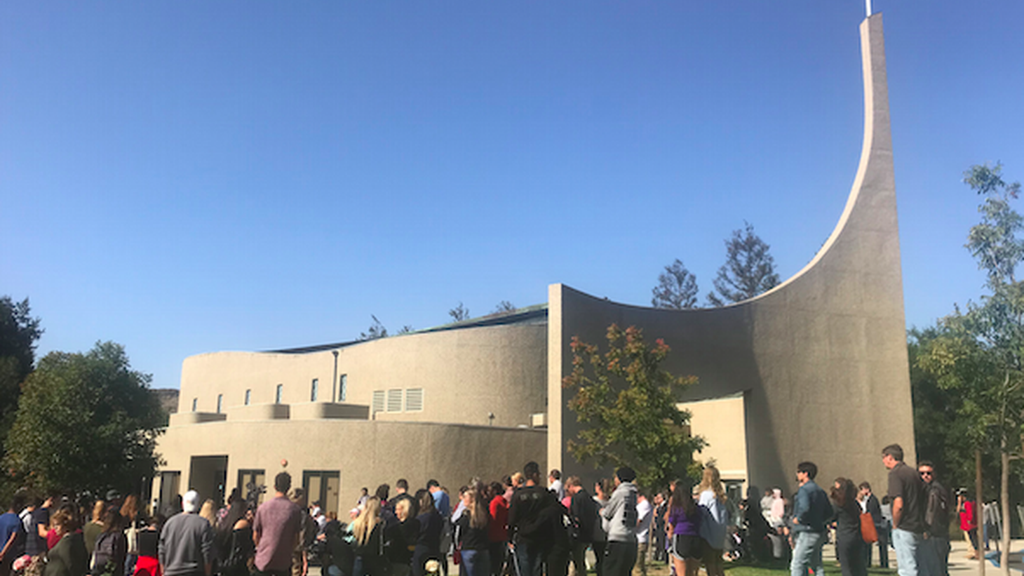 A mass shooting Wednesday night in Thousand Oaks left 12 people dead, most of them young. We get the latest, and find out why California's strict gun laws couldn't prevent this from happening.