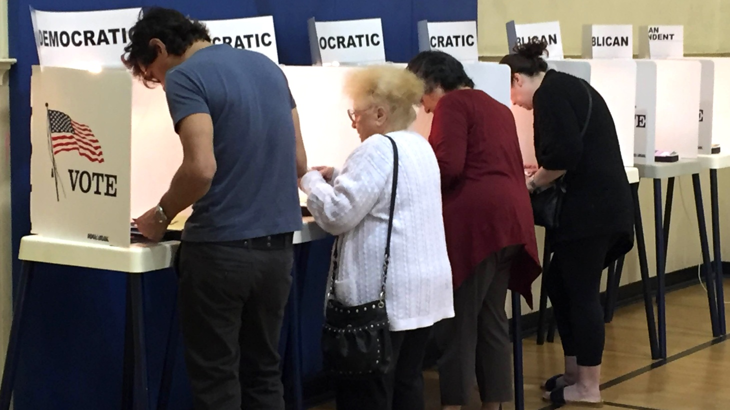 It's primary day in California. Should the AP and other news outlets have called the Democratic presidential race for Hillary Clinton last night? Will the announcement impact voter turnout?
