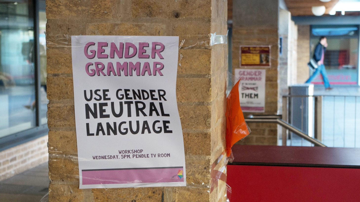 Berkeley's City Council recently adopted an ordinance to drop certain gendered terms from the city's municipal code.