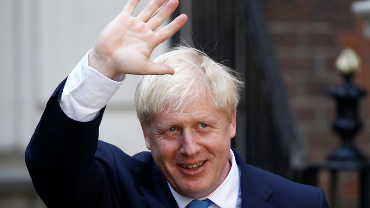Boris Johnson is succeeding Theresa May as the leader of the British Conservative Party. He is expected to be sworn in as the next prime minister tomorrow.
