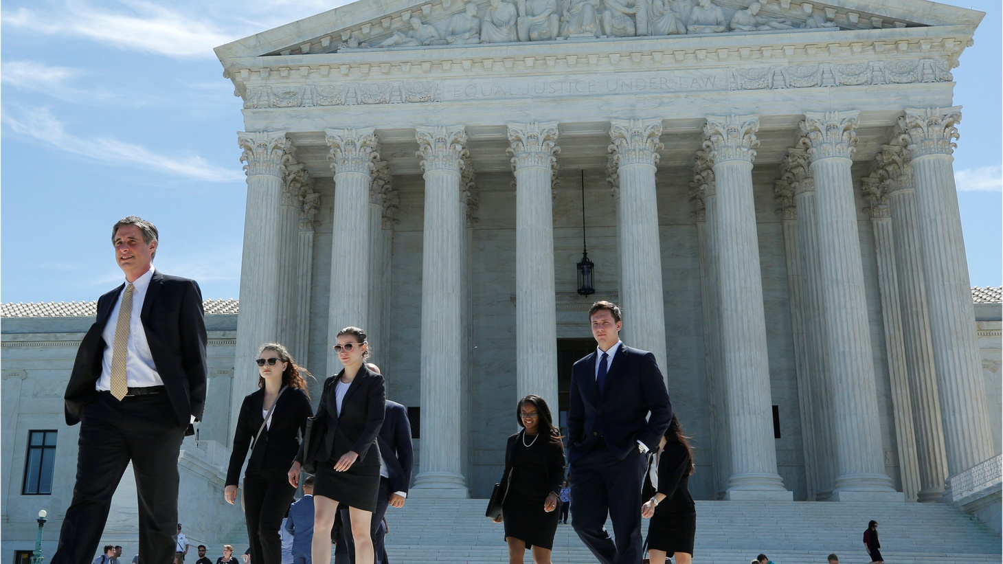 The Supreme Court partially lifted the stay on President Trump's travel ban, and agreed to consider the case when it starts its new term in the fall. The three-month ban was designed to give the government time to review and tighten the vetting process for foreigners coming to the U.S. from six Muslim-majority countries. Since the government has had several months to review its vetting and security processes, is the ban even needed anymore?