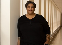 Roxane Gay on swallowing her secrets and hiding in plain sight