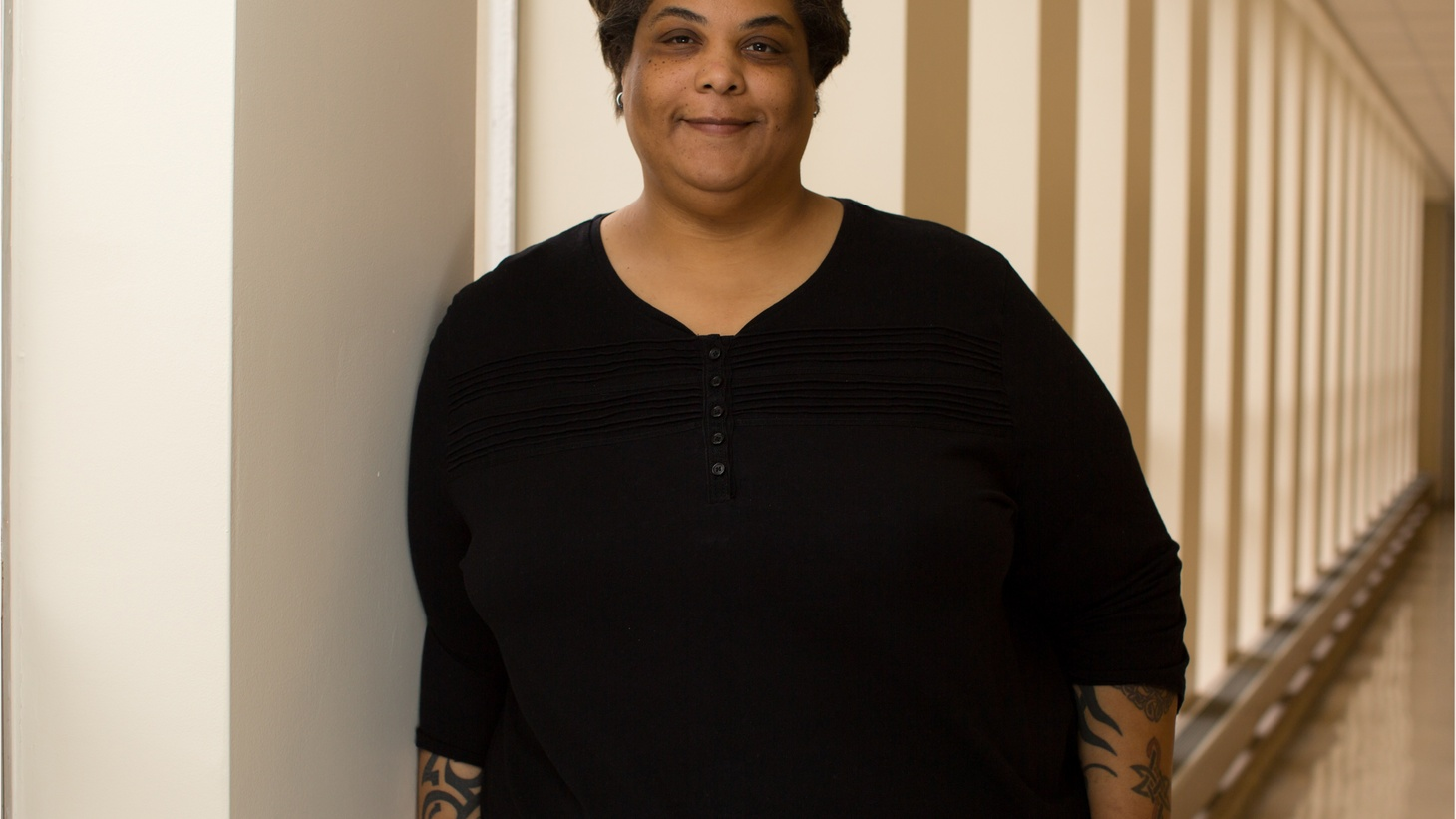 Roxane Gay was gang raped when she was 12 years old. She didn't tell anyone because she was filled with shame. To cope, she filled herself up food. She gained hundreds of pounds. She's written a memoir about her body and what it's like living in the world when you're really fat.