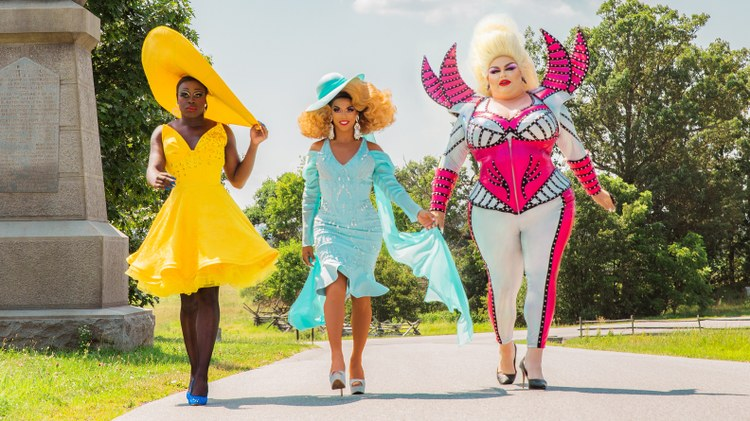 """HBO's new show """"We're Here"""" is about illustrating what people around America have in common, says Bob the Drag Queen."""
