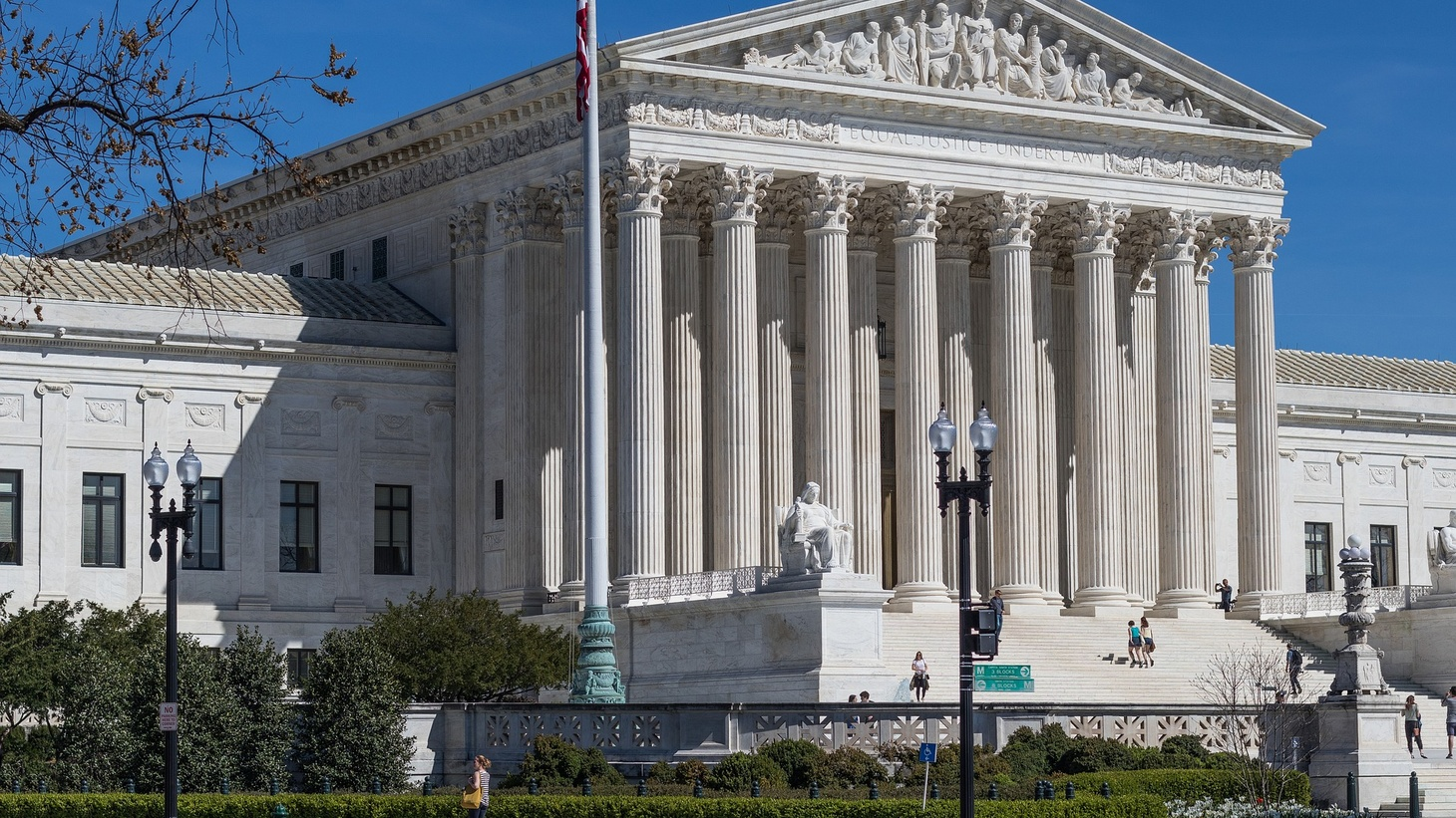 The U.S. Supreme Court struck down a Louisiana law that would have required doctors performing abortions to have admitting priviledges at a local hospital.