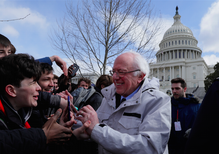 Bernie Sanders' media empire