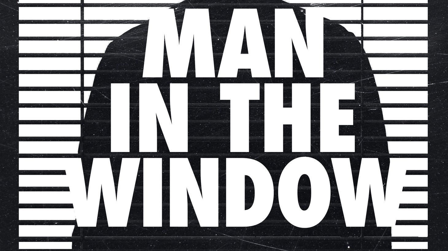 "The logo of ""Man in the Window."""