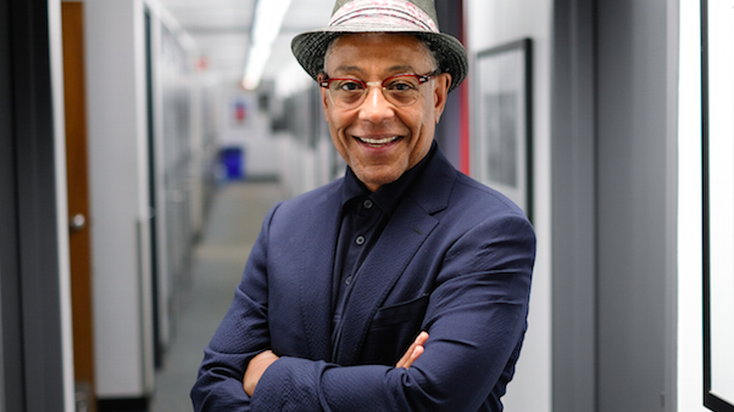"Giancarlo Esposito plays Gus Fring on ""Better Call Saul"" and its much beloved predecessor ""Breaking Bad."" Fring is Albuquerque's favorite fried chicken magnate and a ruthless crystal meth kingpin."