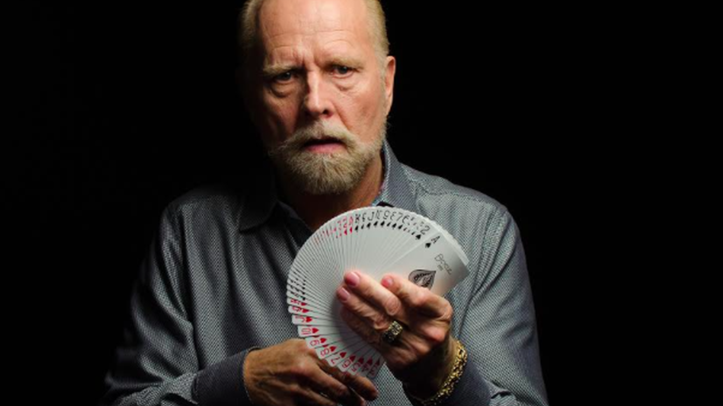 "Richard Turner calls himself a card mechanic, rather than a magician. But watching Turner work with a pack of cards is magical. What many people don't realize and can't quite believe is that Turner is blind. A new documentary comes out this weekend about Turner, called ""Dealt."""