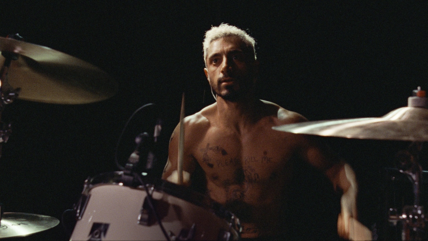 """Riz Ahmed plays a punk-metal drummer named Ruben who experiences intermittent hearing loss in """"Sound of Metal."""""""