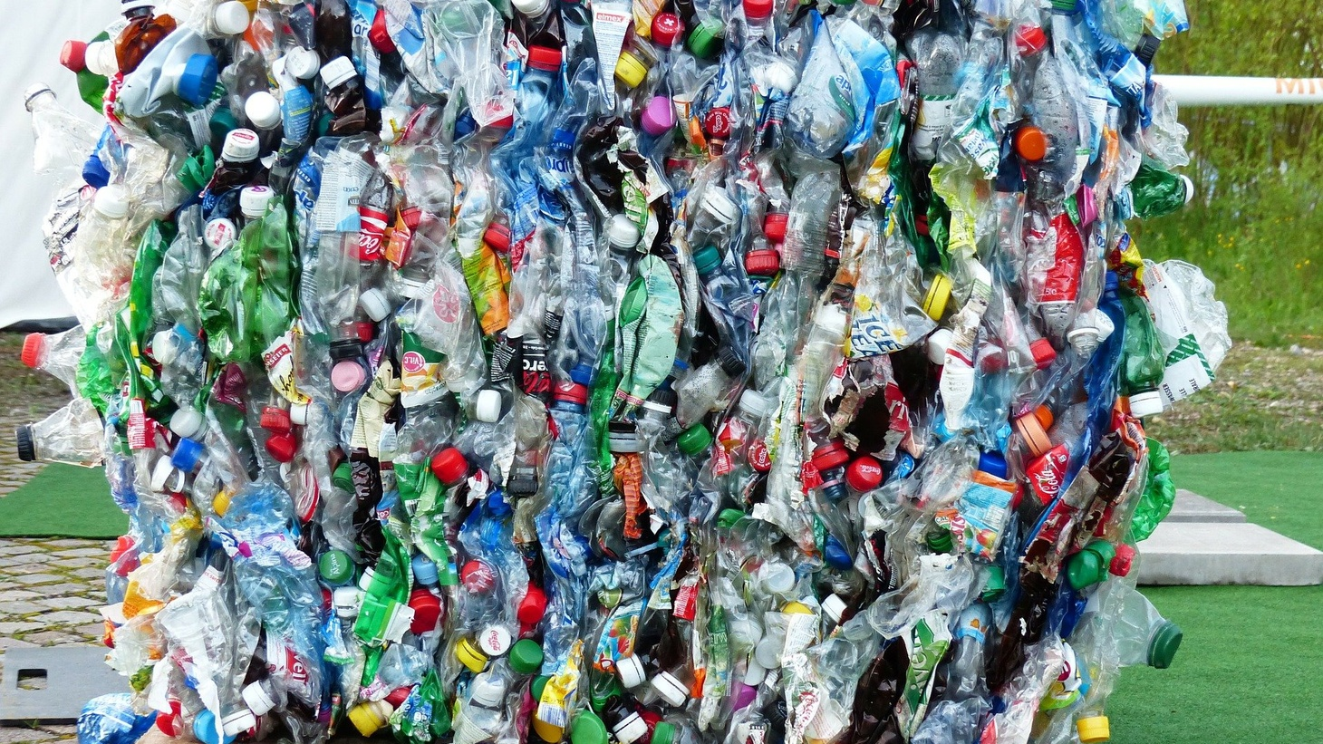 America's largest oil and gas companies are the makers of plastic, and they convinced people that most plastic could and would be recycled. However, only a fraction of plastic actually gets recycled. That's according to NPR's Laura Sullivan.