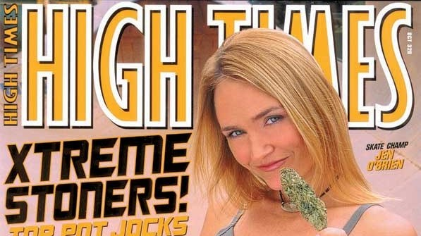 """""""High Times"""" was the preferred periodical for pot smokers, growers and farmers — until weed was legalized."""