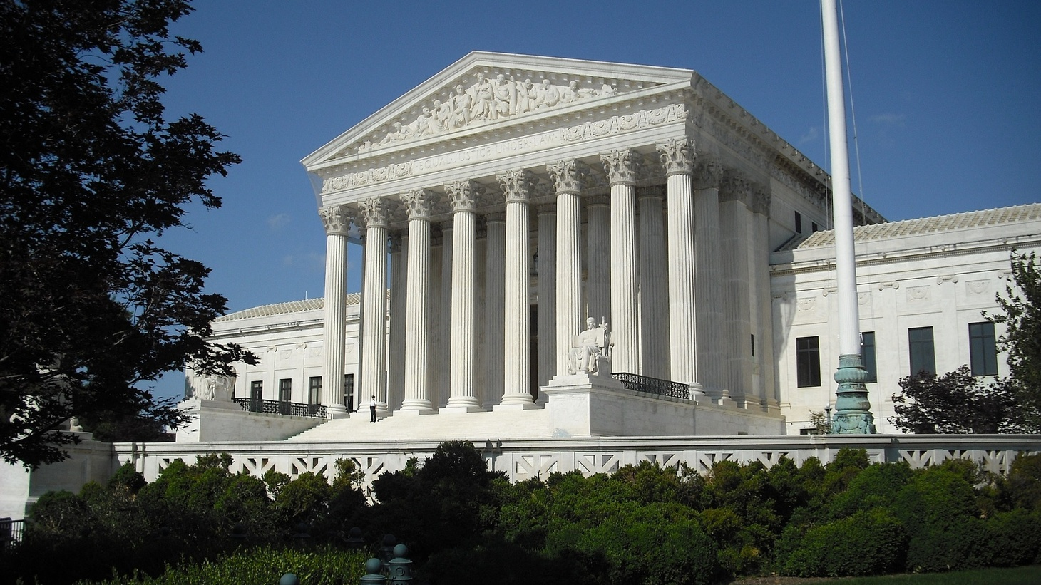 """""""This idea that the Supreme Court will be better off with term limits is not a new one. … It's clear that the longevity of justices has transformed the meaning of life tenure, and given us a sort of politically unsustainable situation where the stakes of every judicial appointment are just too great. And that really polarizes and sharpens our politics,"""" says Danielle Allen, a professor and political theorist at Harvard."""