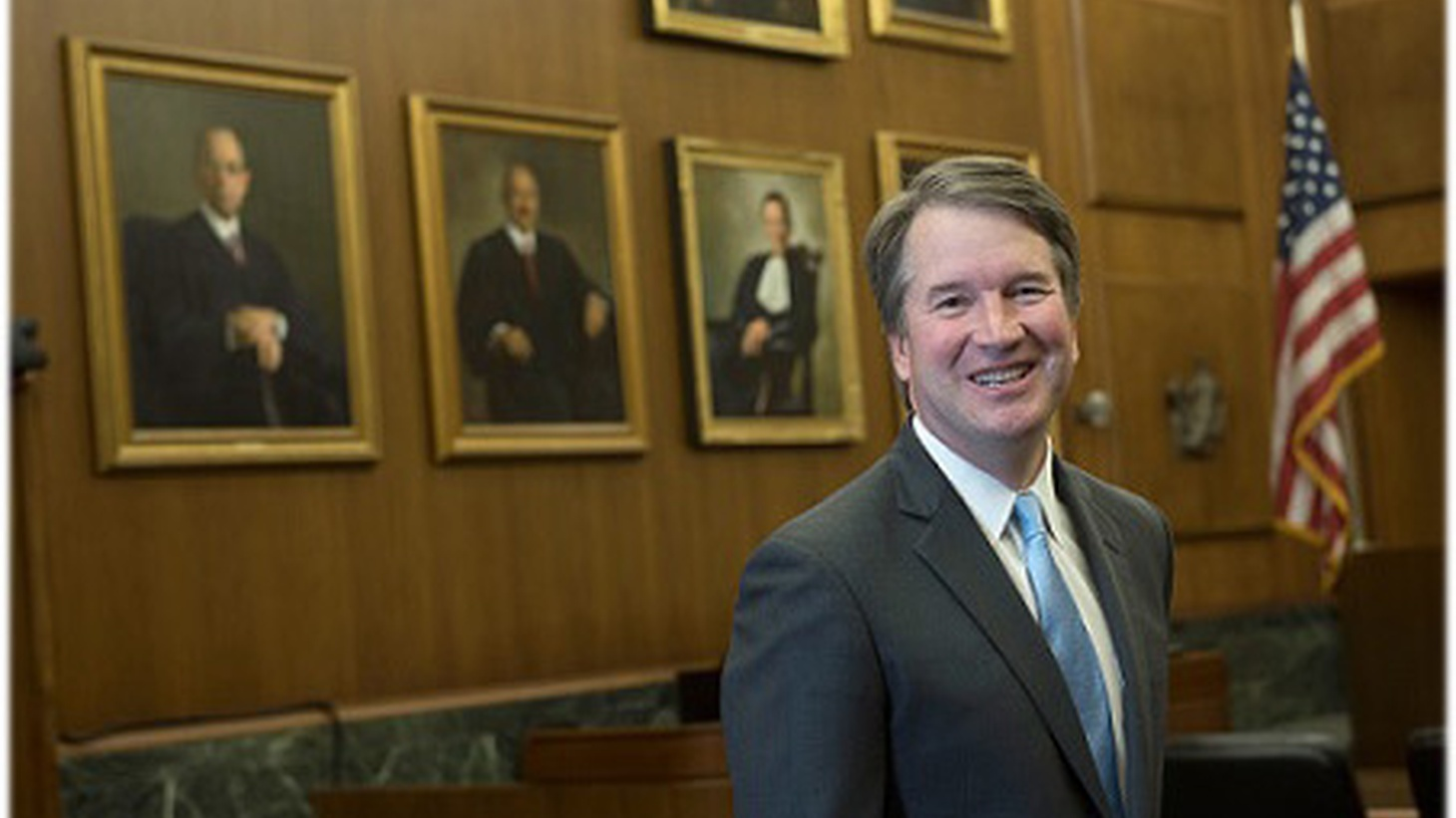 The Senate Judiciary committee voted to move Brett Kavanaugh's Supreme Court nomination to a full Senate vote. But Arizona Senator Jeff Flake asked that there be a one-week FBI investigation that would delay that vote.