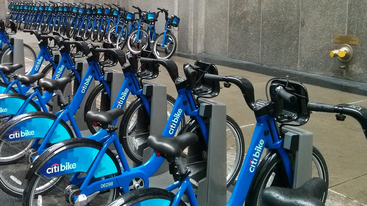 Bike sharing is coming to Los Angeles. If it works, there will be even more cyclists on the road, which could mean more antagonism between bikers and drivers. And our economy has been good for the 92 Californians who are on the Forbes 400 list, which was released today.