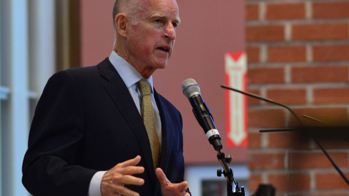 Gov. Brown signed several new California gun laws and vetoed others on his desk. What does that mean for Gavin Newsom's gun control ballot initiative, which is one of at least 17 voters will decide on in Nov.?