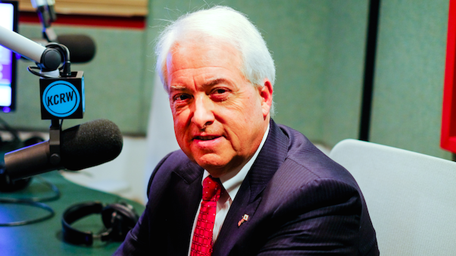 John Cox one of the Republicans in the California governor's race. Originally from Illinois, he's a venture capitalist living in Rancho Santa Fe. He backs President Trump and wants to end California's sanctuary state law.