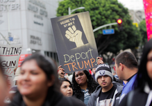 California and feds clash over immigration