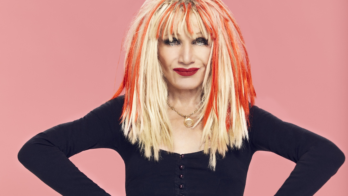 Betsey Johnson talks to KCRW about her pretty and punk style, and why she ends fashion shows by doing a cartwheel and splits.