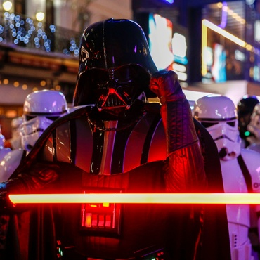 """""""Imperial March"""" is the standard by which all movie villain themes are judged. That's according to Frank Lehman, author of """"The Complete Catalogue of the Musical Themes of Star Wars."""""""