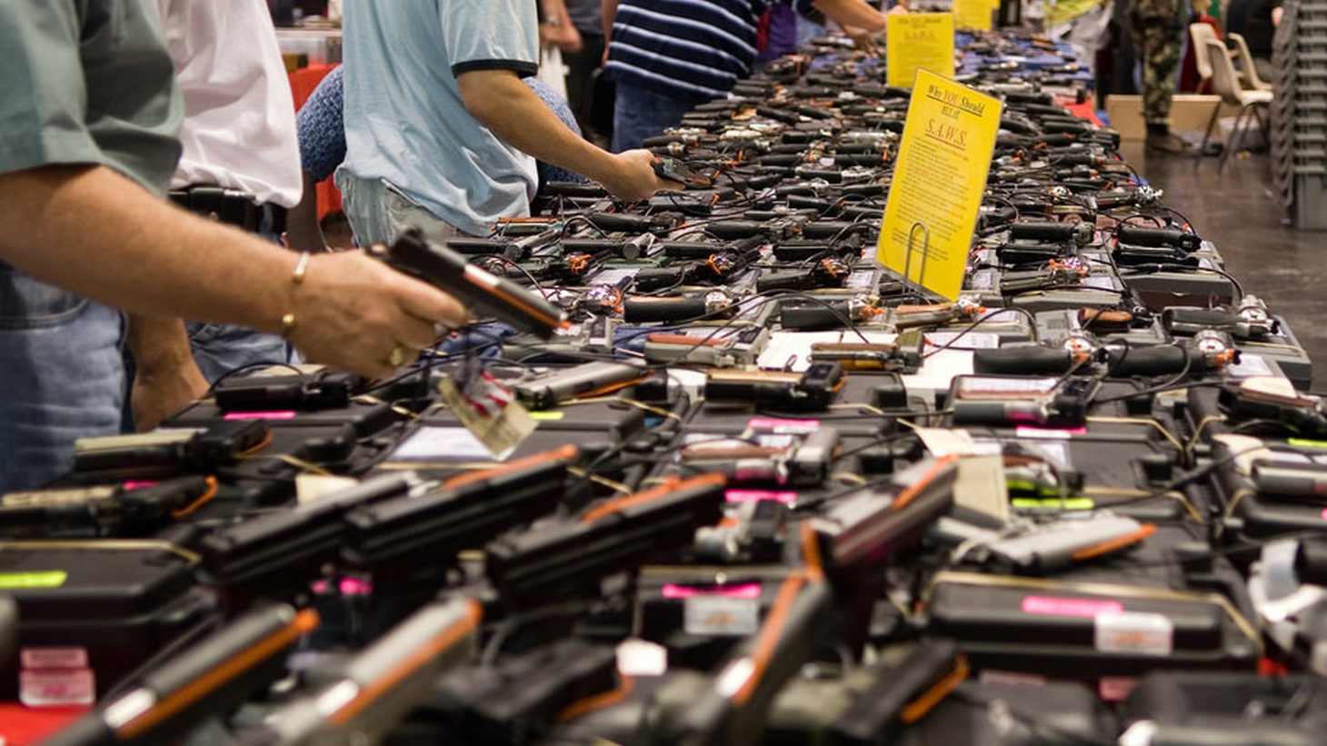 Researchers at UC Davis are looking into gun violence, something researchers at the federal level have been unable to do because of the heated politics around guns. What are they investigating?