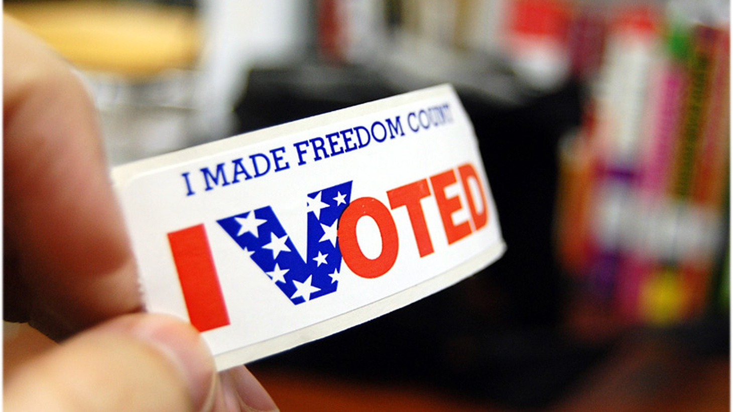 California's primary election is Tuesday, June 5. Press Play takes you through the ballot.