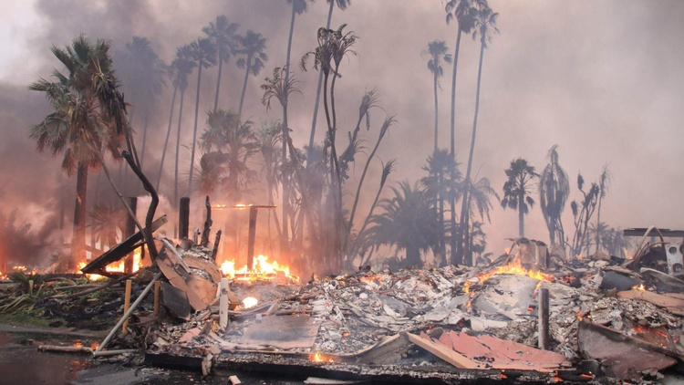 California Wildfires: Learning to Live in the New Abnormal