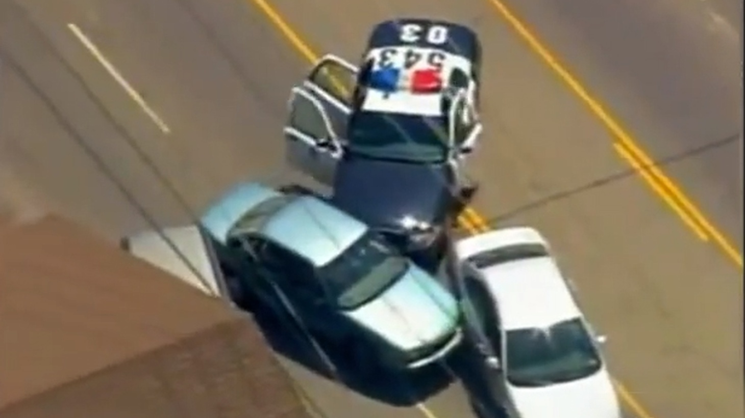 In 1994, 95 million people tuned in to watch O.J. Simpson's slow-motion police chase live on television. This past weekend, the   Los Angeles Times   released an investigative report about car chases, which found that the LAPD leads the state in bystander injuries. One in 10 LAPD pursuits results in injury to a bystander.