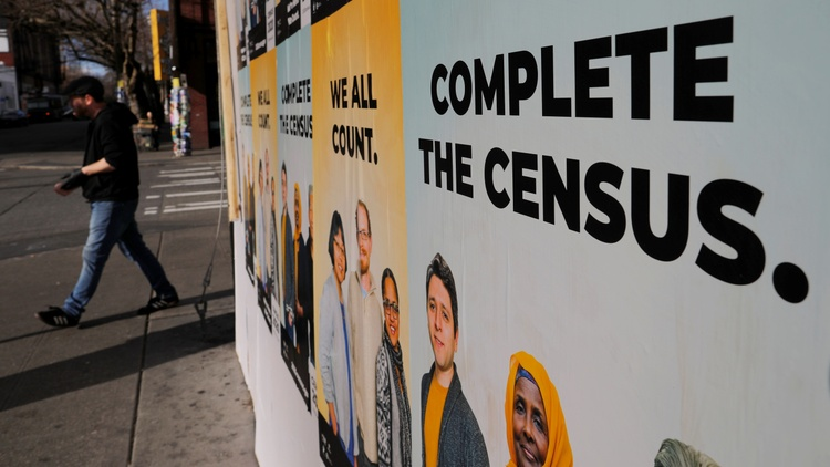 The U.S. Census Bureau will soon launch a big push to count people who didn't respond to the first round of questions by mail or online.