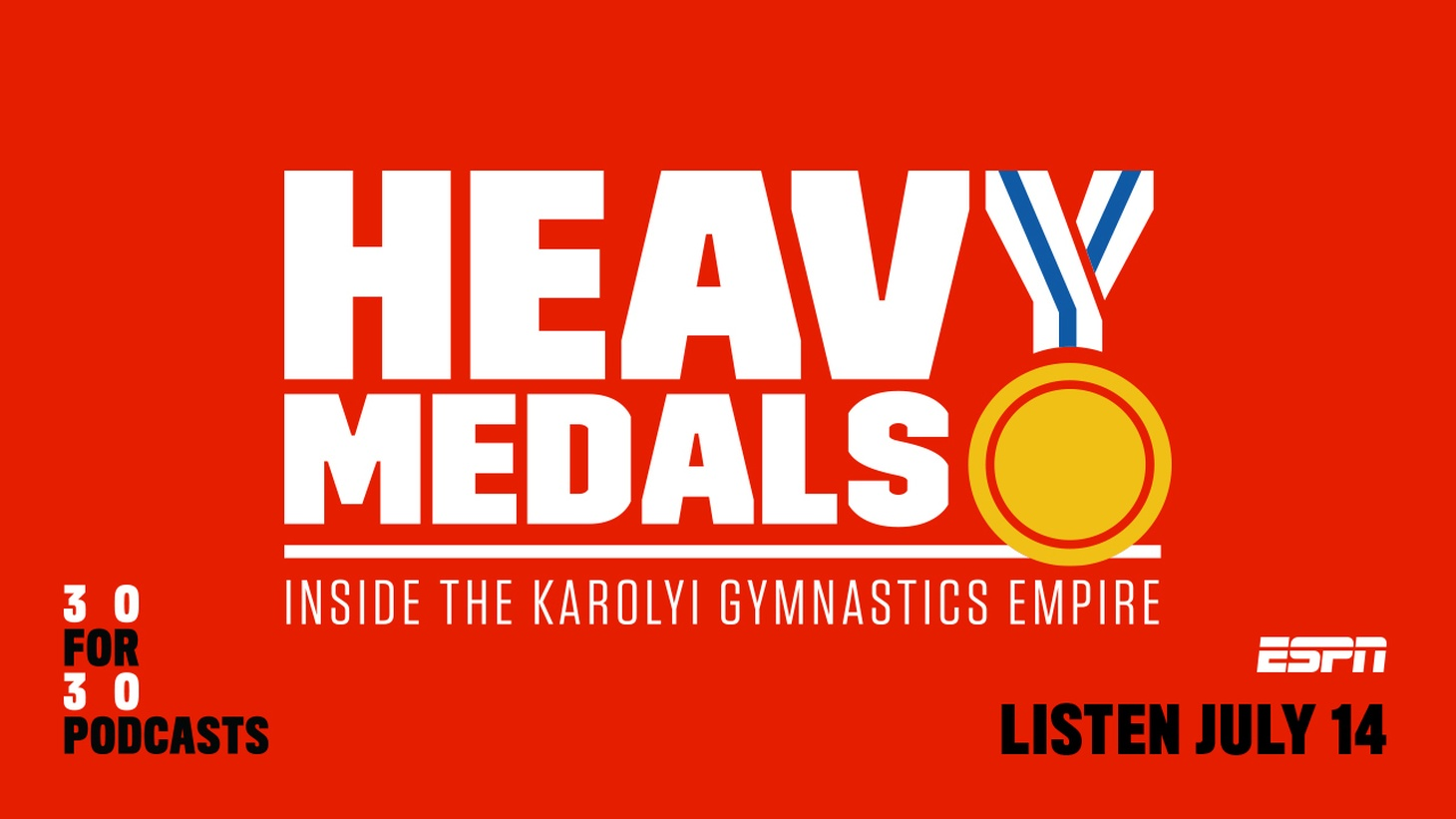 """Béla and Márta Károlyi built a gymnastics empire, but it collapsed when Larry Nassar sexually abused hundreds of gymnasts. That's the focus of the new ESPN podcast called """" Heavy Medals ."""""""