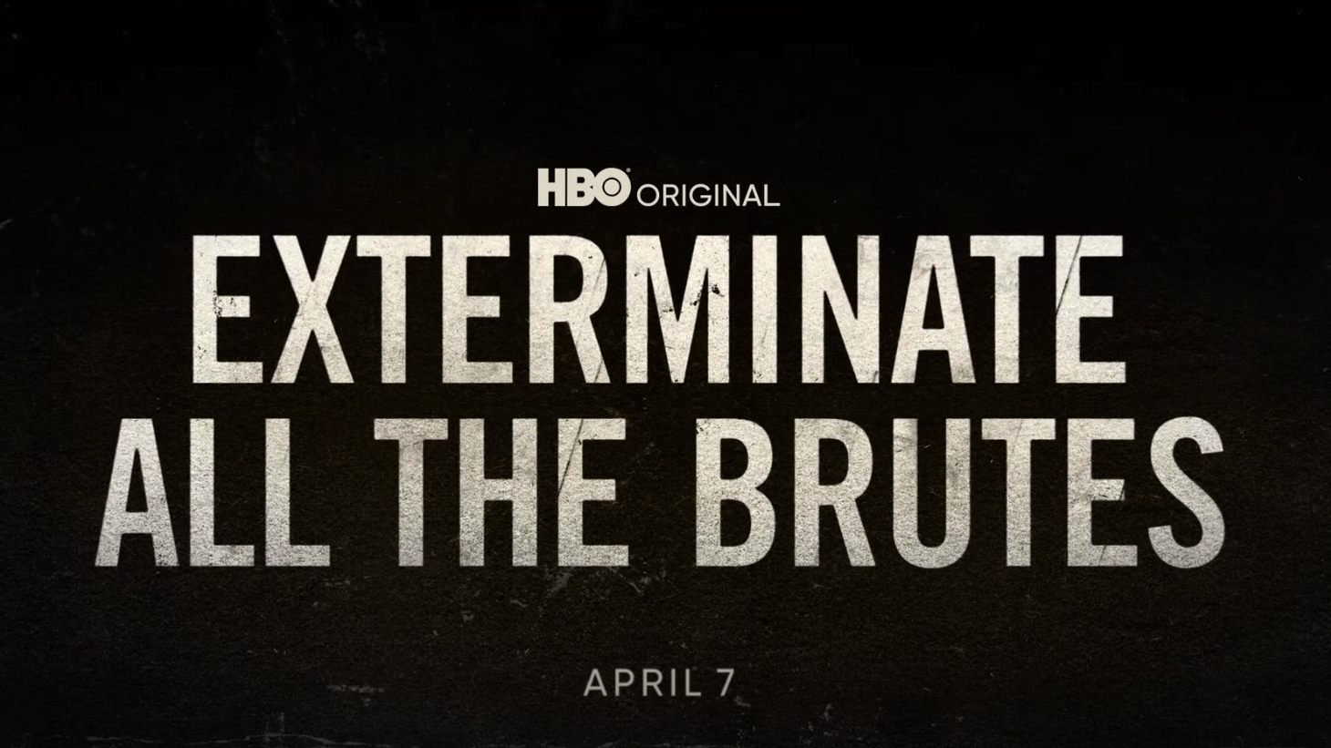 """The four-part series """"Exterminate All the Brutes"""" tackles the origins of racism and white supremacy over 600 years."""