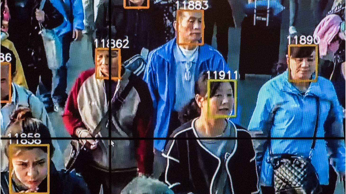 """China is creating a system to monitor every citizen. Using security camera footage, facial recognition technology, and internet usage, authorities are creating """"social credit scores"""" to determine whether someone is a good citizen."""