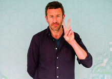 Chris O'Dowd on his new film about grief and loss