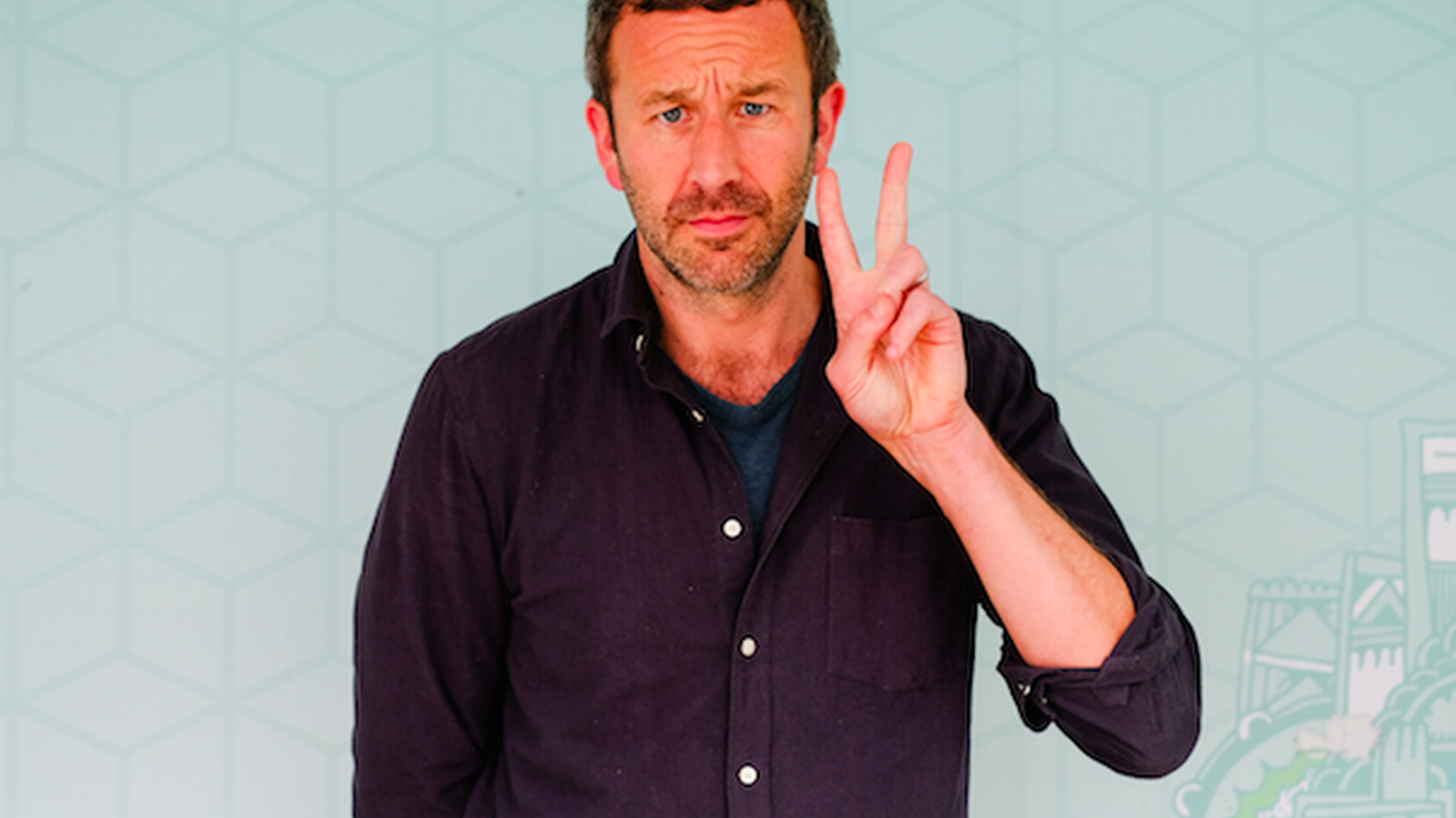 """You might remember Chris O'Dowd as the the friendly Irish cop in """"Bridesmaids."""" But in the new film """"Love After Love,"""" his character is dealing with the death of his father. In his grief, he lashes out at the people he loves most."""