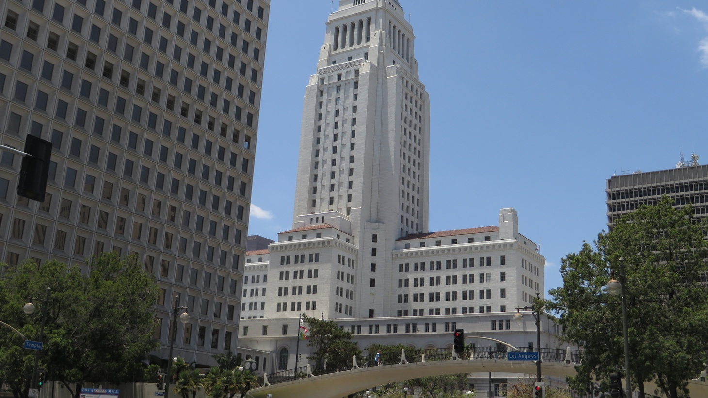 L.A. city councilmembers get paid more than the governor, members of Congress, and almost twice as much as California state lawmakers. How did that happen? And...is it possible anymore to talk about vaccines without devolving into a shouting match?   Banner Photo Credit: Ken Lund
