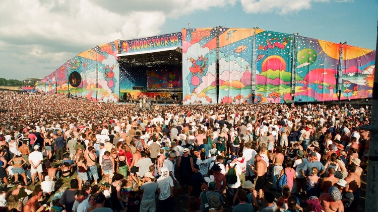 The iconic 1969 Woodstock music festival in upstate New York defined a generation. And for the past half-century, nostalgic Baby Boomers worked to recapture that lightning in a bottle.