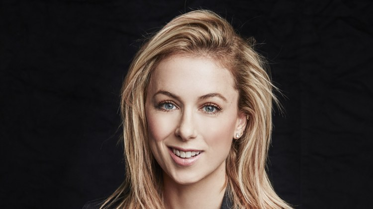Comedian Iliza Shlesinger is known for satirical bits about the differences between women and men.