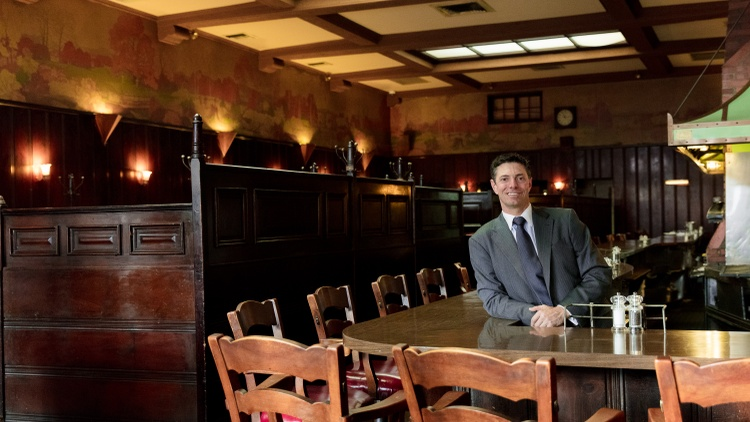 Musso & Frank Grill will celebrate 100 years in business this September.
