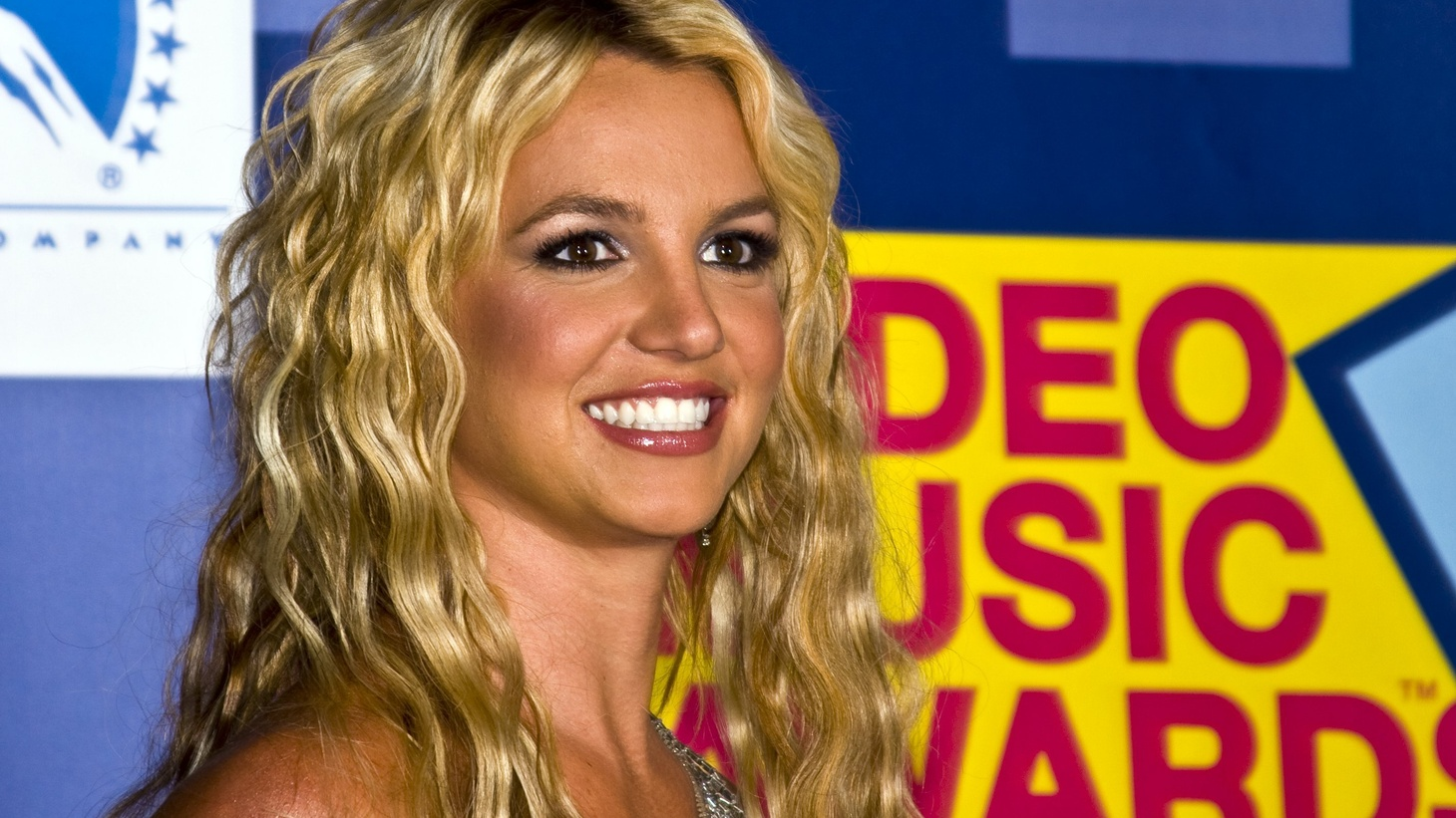 Britney Spears in the press room at the 2008 MTV Video Music Awards at Paramount Pictures Studio in Hollywood, California.